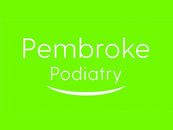 Pembroke podiatry logo