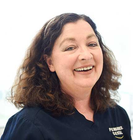 Dr Brenda Barrett