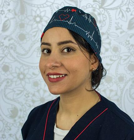 Dr Lina Shams